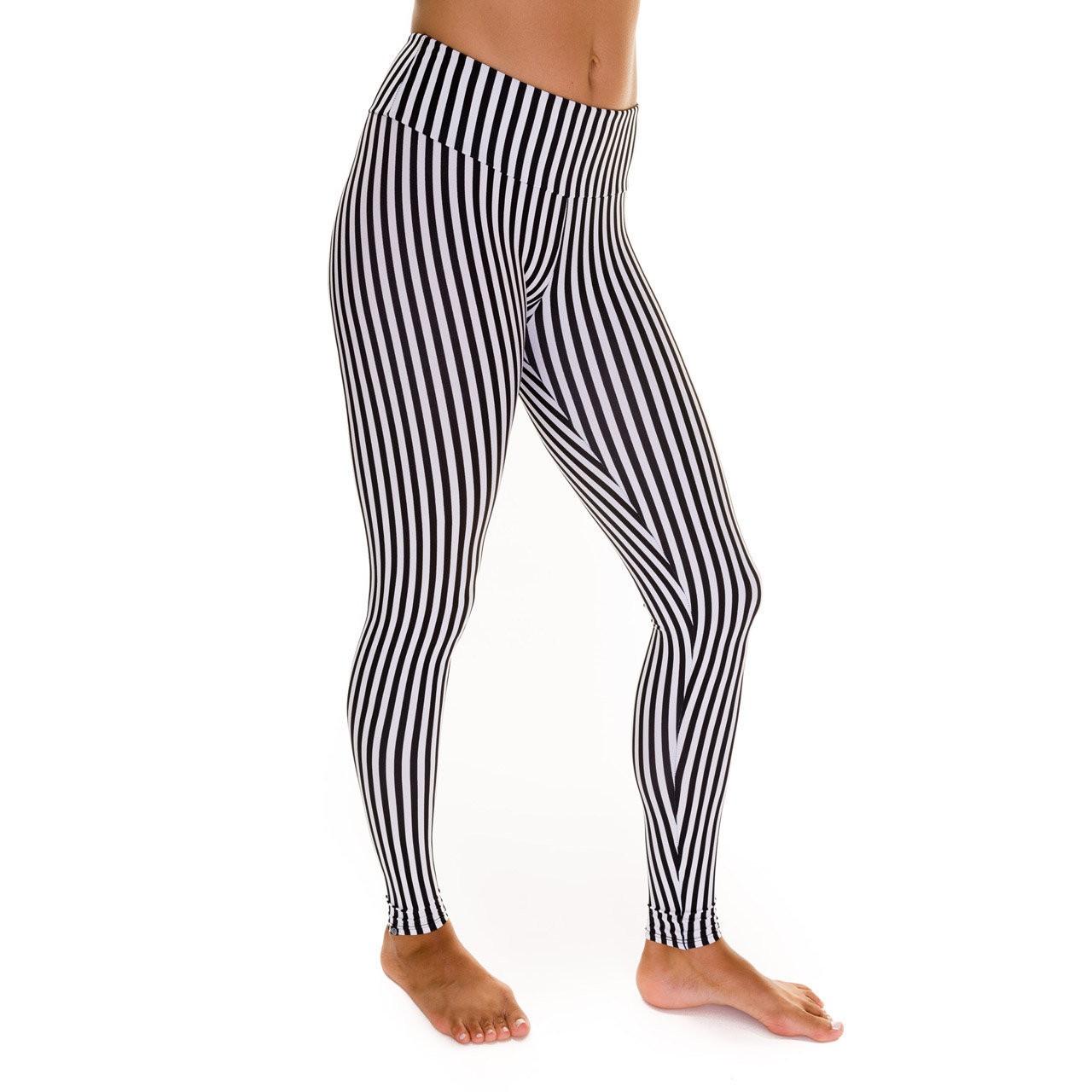 Onzie Long Leggings Stripes