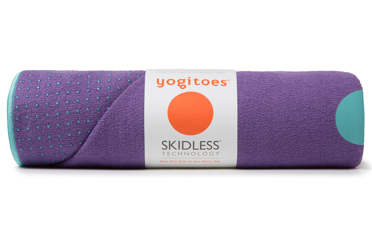 Yogitoes Skidless Yoga Towel Possibility