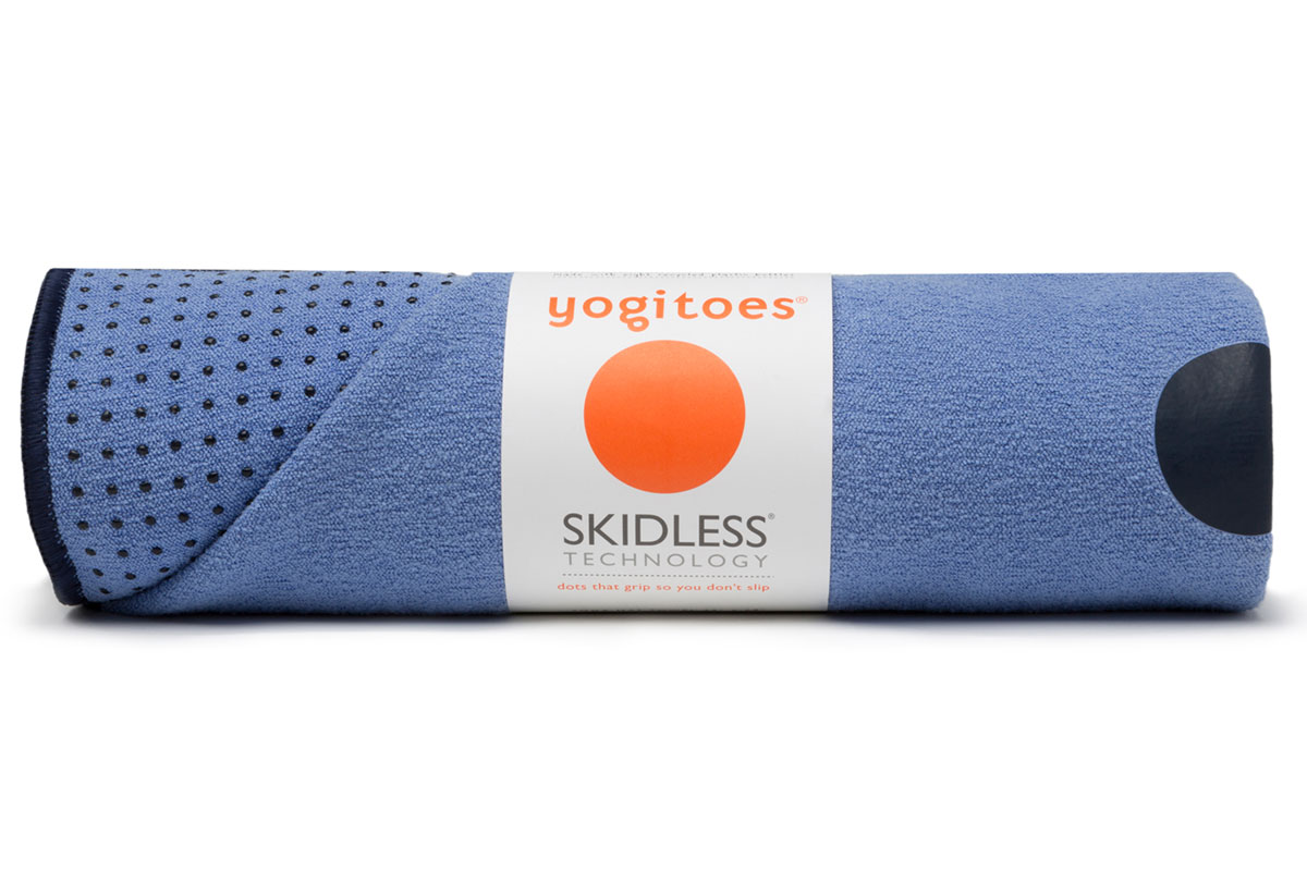 Yogitoes Skidless Yoga Towel Capacity