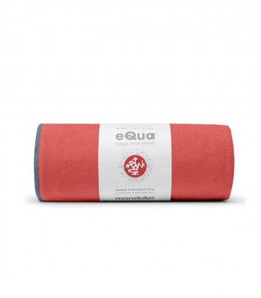Manduka Equa Yoga Mat Towel Tiva