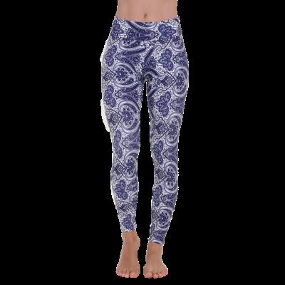 Liquido Active Peaceful Ashtanga Yoga Leggings