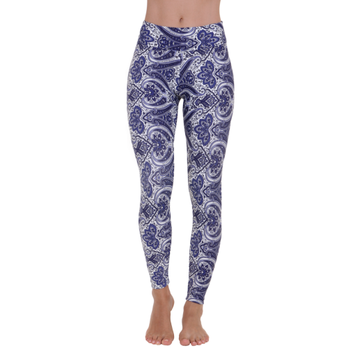 Liquido Active Peaceful Ashtanga Yoga Leggings