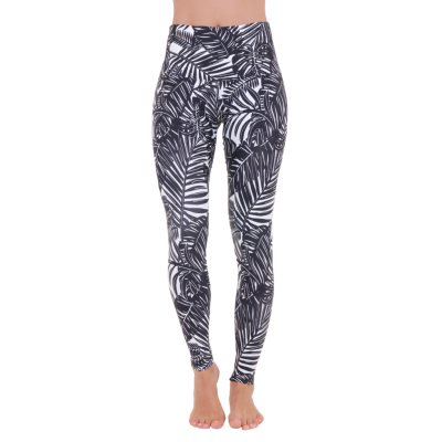 Liquido Active The Palms Yoga Leggings