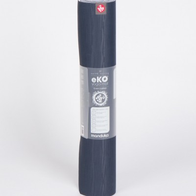 Manduka Eko Yoga Mat Midnight 5mm