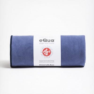 Manduka Equa Yoga Mat Towel Haze