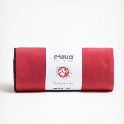 Manduka Equa Yoga Mat Towel Passion