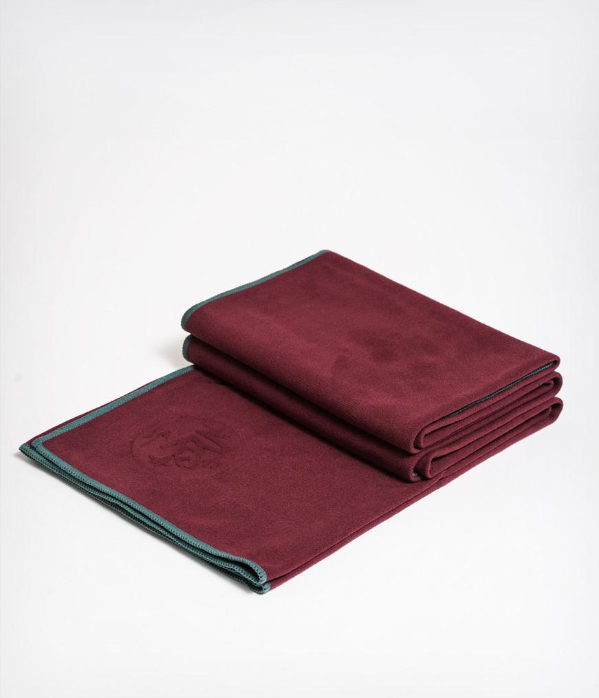 Manduka Equa® Yoga Towel Port
